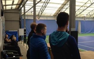 Ramp-spectators