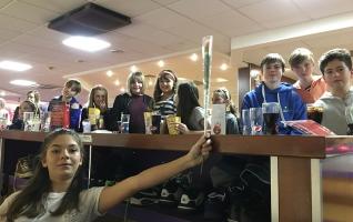 Junior Night Social Group