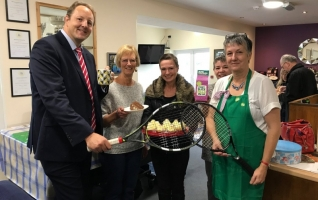 Macmillian's Coffee Morning 2017